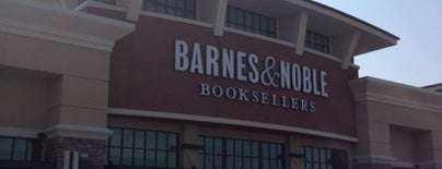 Barnes & Noble is one of Been Here.
