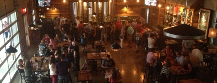 Perrin Brewing Company is one of Breweries to Visit.