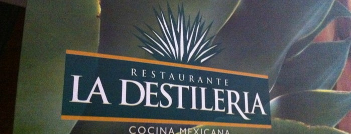 La Destilería is one of Colonia Nápoles (Mexico City) Best Spots.