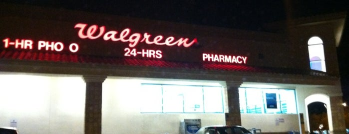 Walgreens is one of My Faves.