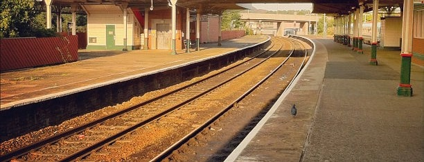 Llandudno Junction Railway Station (LLJ) is one of Railway stations visited.