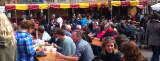 Nieuwmarkt is one of ท่องเที่ยว Amsterdam.