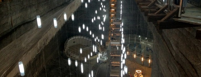 Salina Turda is one of Attractions to Visit.