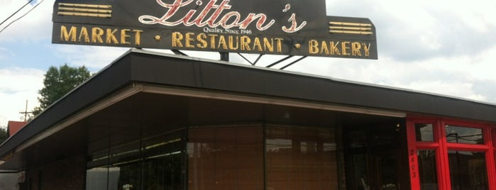 Litton's is one of Restaurant To Do List.