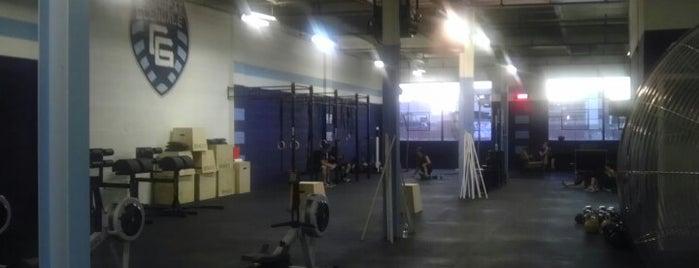 CrossFit Glendale is one of Crossfit.