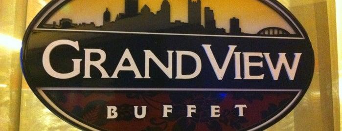 Grandview Buffet is one of Pgh Eats'n'Drinks.