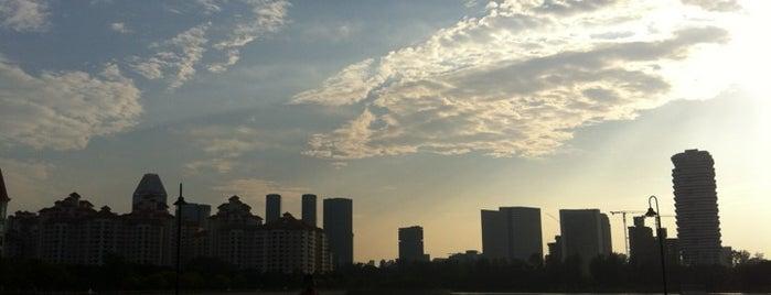 Tanjong Rhu Park is one of Trek Across Singapore.