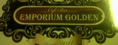 Emporium Golden is one of Coxinha ao Caviar.