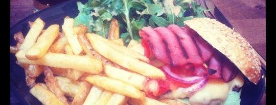 L'Amour Fou is one of Lunch sur le pouce à Bruxelles.
