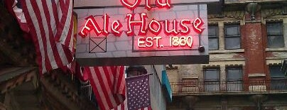McGillin's Olde Ale House is one of Restaurants.