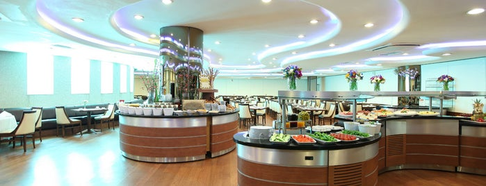 Sürmeli Hotels & Resorts is one of Gayrettepe~Balmumcu~Esentepe.