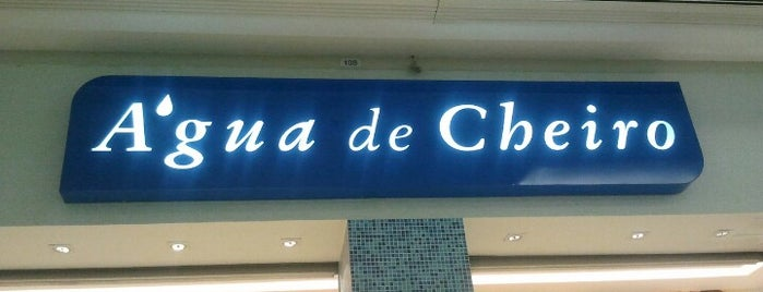 Água de Cheiro is one of Midway Mall.