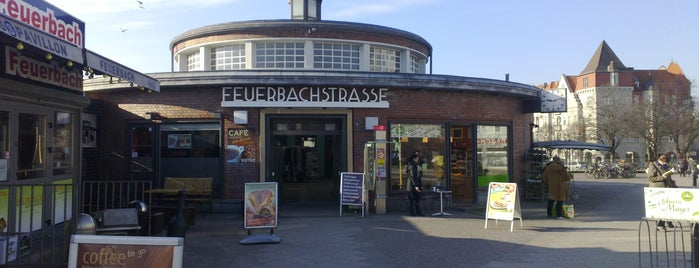 S Feuerbachstraße is one of Besuchte Berliner Bahnhöfe.