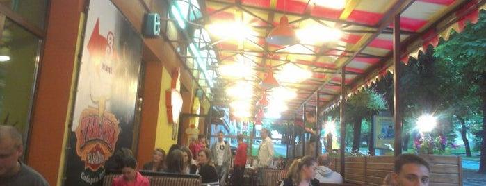 Сиеста is one of Бари, ресторани, кафе Рівне.