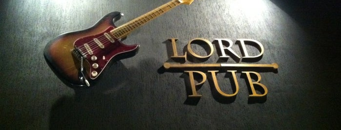 Lord Pub is one of Cartório Rua SP Bolivar.