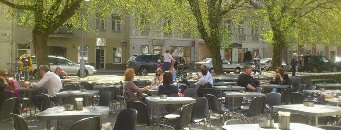 ŠMC kavinė is one of Where to eat in Vilnius.