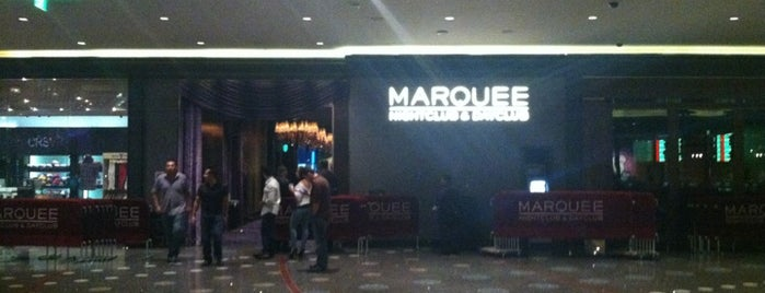 Boombox at Marquee is one of @MJVegas, Vegas Life Top 100.