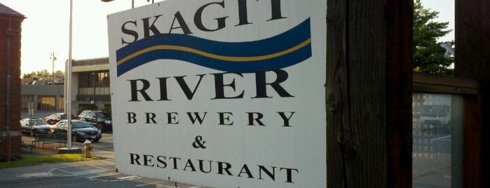 Skagit River Brewery is one of WABL Passport.