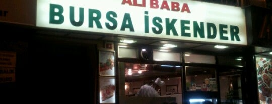 Ali Baba İskender ve Kebap is one of The places I love in Türkiye.