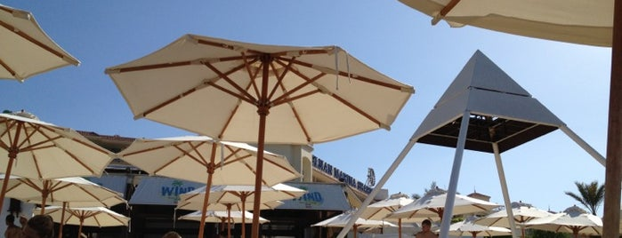 Wind Beach (Powered by Pacha Sharm) is one of Be Charmed @ Sharm El Sheikh.