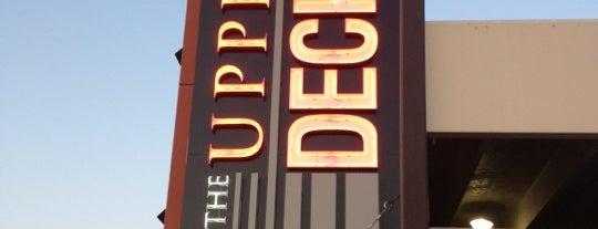The Upper Decks is one of Austin.