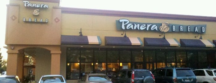 Panera Bread is one of The 15 Best Places for Cheese in Sacramento.