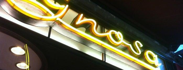 Café Gnosa is one of 20 favorite restaurants.