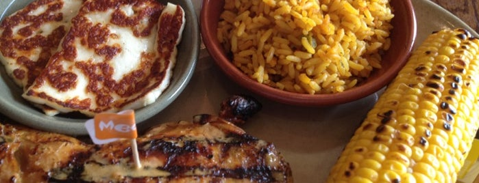 Nando's is one of London.