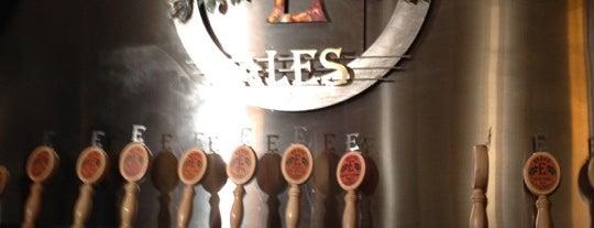 Ellersick Brewing Co. (Big E Ales) is one of WABL Passport.