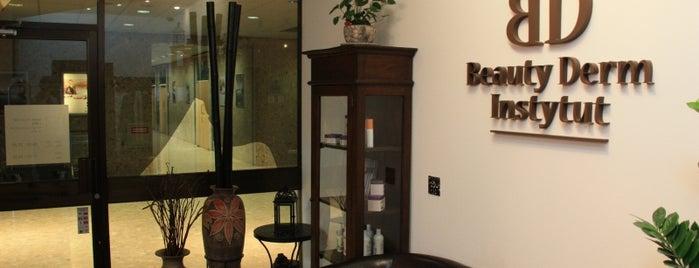 Beauty Derm Instytut Salon Fryzjerski w Hotelu Novotel Marina is one of Noclegi i SPA #4sqcities.