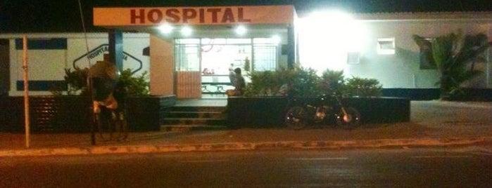 Hospital Maria da Penha Dourado is one of ana.