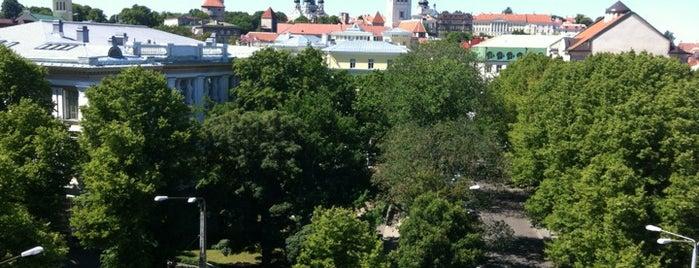 Kohvik Komeet is one of Tallinn.