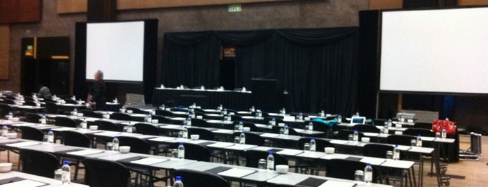 Sandton Convention Centre is one of Perfect 10 Sunninghill.