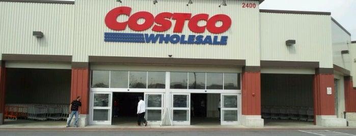 Costco Wholesale is one of Regulars.