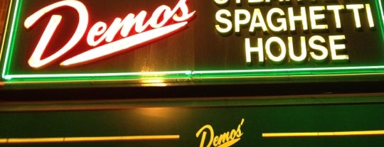 Demos' is one of The 15 Best Places with Good Service in Nashville.