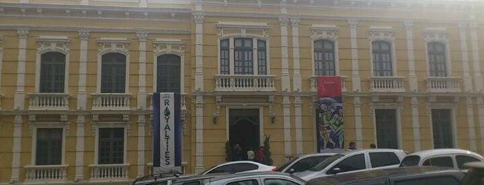 Centro de Vitória is one of Fátima.