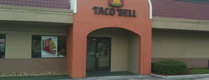 Taco Bell is one of Florida, FL.