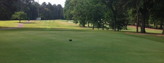 Furman Golf Course is one of Sports Venues I've Worked At.