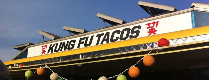 Kung Fu Tacos is one of San Francisco.