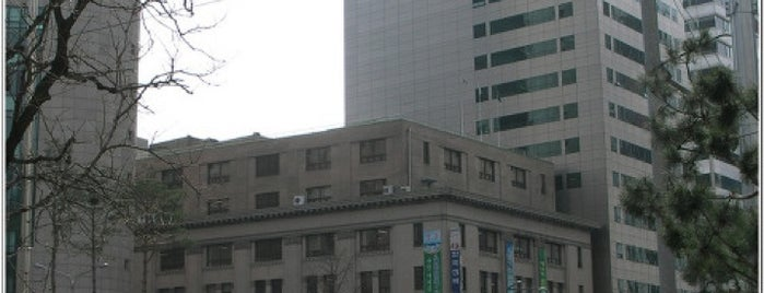KEPCO is one of Korean Early Modern Architectural Heritage.
