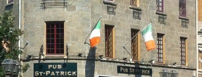 Pub St-Patrick is one of Bar<3.