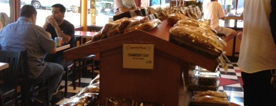 Uprising Breads Bakery is one of The 15 Best Places for Cinnamon Rolls in Vancouver.
