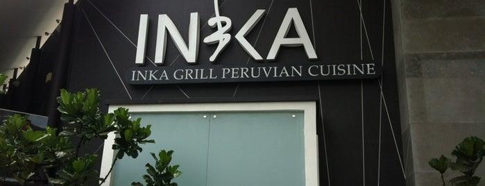 Inka Grill is one of Buenos Restaurantes de Costa Rica.