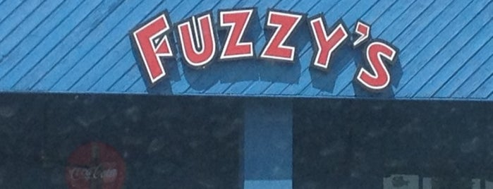 Fuzzy's Taco Shop is one of Restaurants.