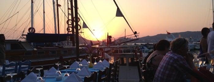 Çardaklı Restaurant is one of Yemede yanında yat....
