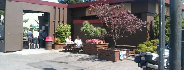 Pecos Pit BBQ is one of Seattle.