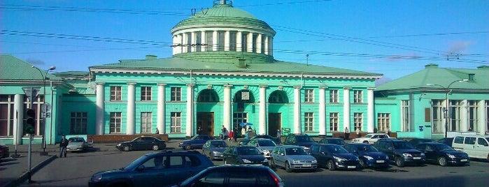 ЖД вокзал Мурманск is one of Russian Railways Russia.