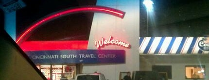 TravelCenters of America is one of q.