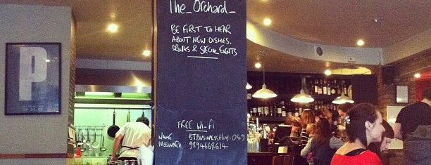The Orchard is one of Top picks for Bars.