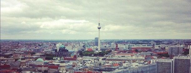 Berlin Hi-Flyer is one of Things to do before you die!.